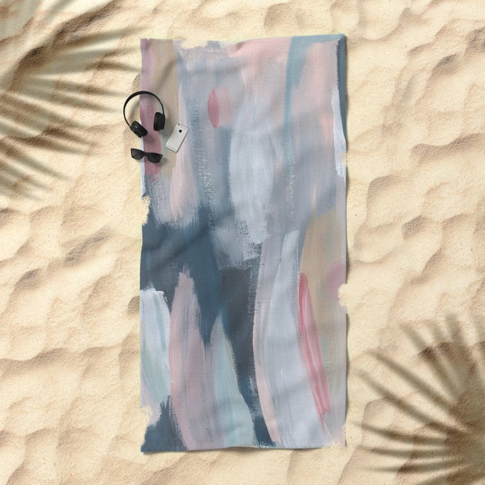 Oyster's Pearl Beach Towel