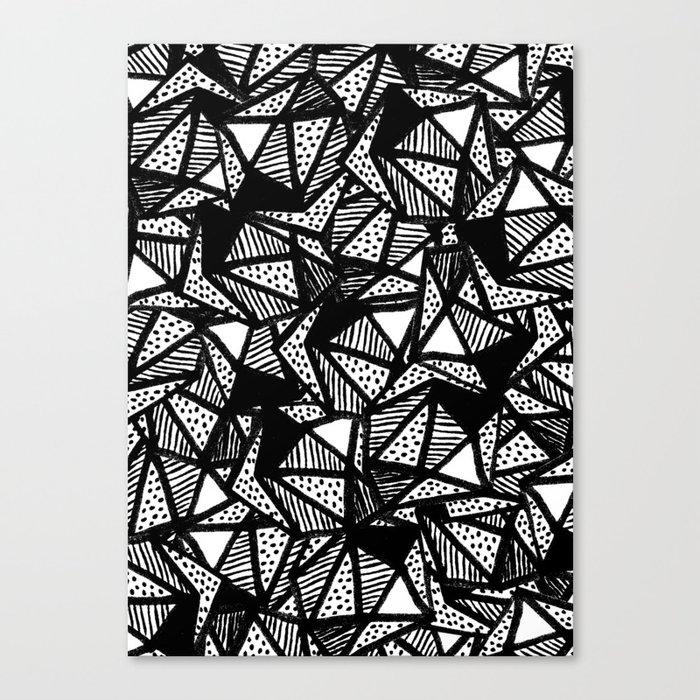 Graphic 110 Canvas Print