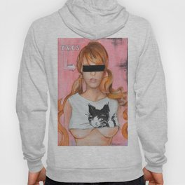 Here Kitty Kitty Hoody