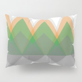 Mountain view #society6 #decor #buyart #artprint Pillow Sham