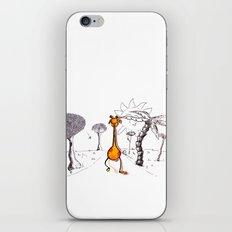gogiraffe iPhone & iPod Skin