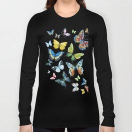 Butterflies 03 Long Sleeve T-shirt