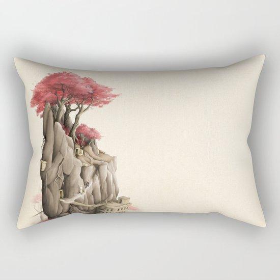 Revenge of the Nature VI: Sanctuary Rectangular Pillow