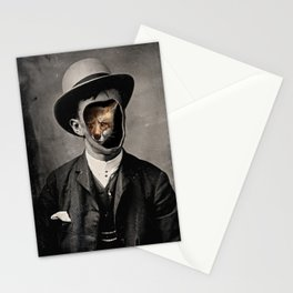 Gentleman Fox Stationery Cards