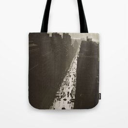 35th Street Manhattan Tote Bag