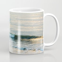 Winter Surfing II Coffee Mug