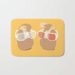 Cool Potatoes Bath Mat