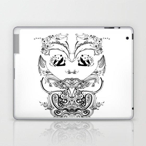 Hello Future Laptop & iPad Skin