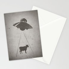 Everybody loves beef Stationery Cards