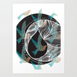 Unity Art Print