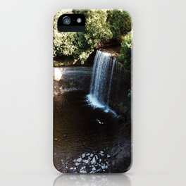 Manitoulin Island iPhone Case