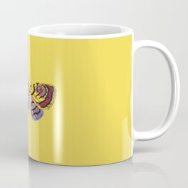 Aesthetic Embroidered Butterfly Coffee Mug