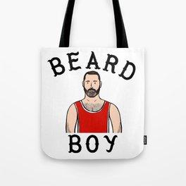 Beard Boy: Laurent Tote Bag