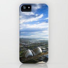 Kansas City - After The Rain iPhone Case