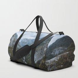 Yosemite Storm Clouds Duffle Bag