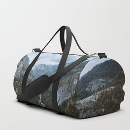 Yosemite Storm Clouds Duffle Bag
