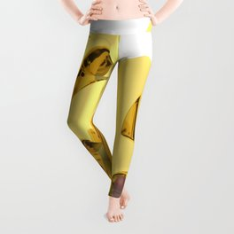 Team Gold Leggings