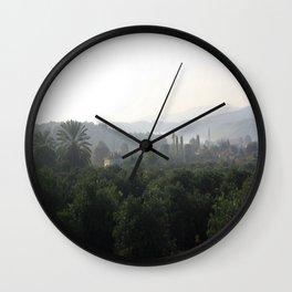 Atakoy Landscape Wall Clock