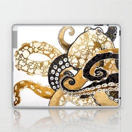Metallic Octopus Laptop & iPad Skin