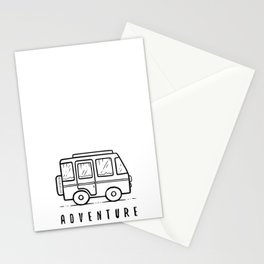 Adventure . . . Stationery Cards