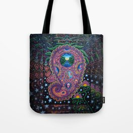 Ganesha's Grace Tote Bag