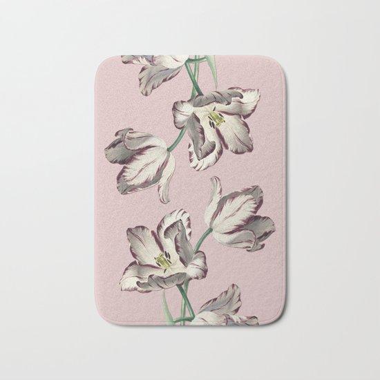 Spring Tulipa Bath Mat