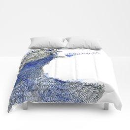 Spreading love Comforters