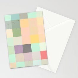 Abstract Geometry No. 16 Stationery Cards