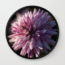Summer's Finish Wall Clock