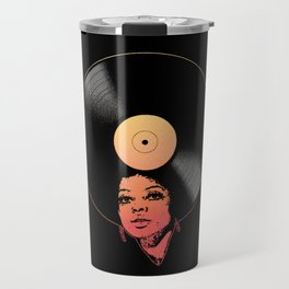 Afrovinyl (Beachbum) Travel Mug