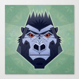 Gorillabot Canvas Print