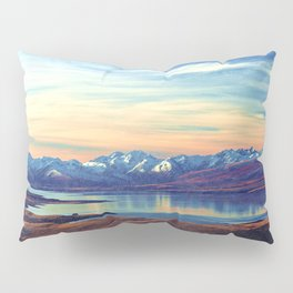Lake Tekapo New Zealand-Fall Pillow Sham