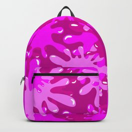 Slime in Hot Pinks Backpack