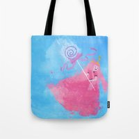 science Tote Bags featuring Science! by Melissa Smith