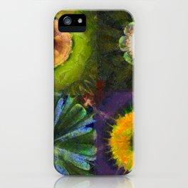 Counterhypothesis Harmony Flowers  ID:16165-102147-41840 iPhone Case