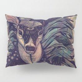 Spirit Deer Tan Pillow Sham