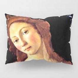 """Sandro Botticelli """"Primavera"""" detail Pillow Sham"""