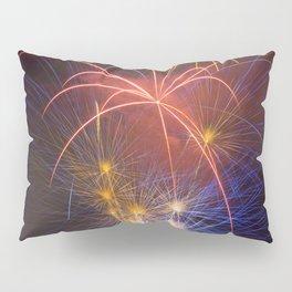 Fireworks Finale Pillow Sham