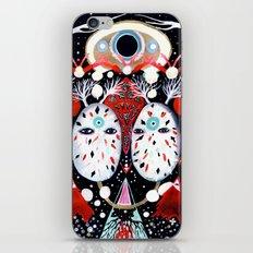 Moondance iPhone Skin