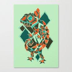 Camaleon Canvas Print