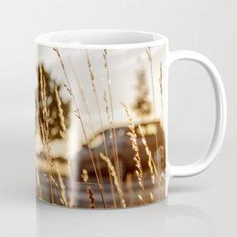Way Home In Sunset Coffee Mug