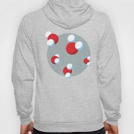 Water Molecules Hoody