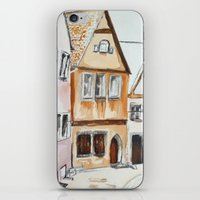 german iPhone & iPod Skins featuring German Street by picturefire