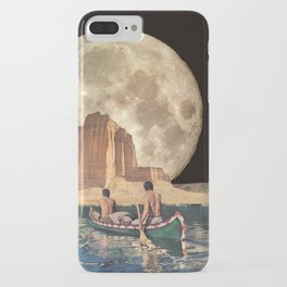 MOON RIVER iPhone Case