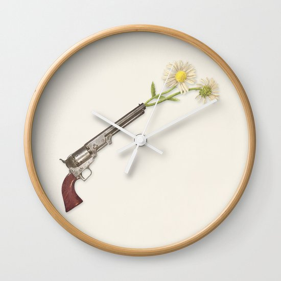 Peacemaker Wall Clock