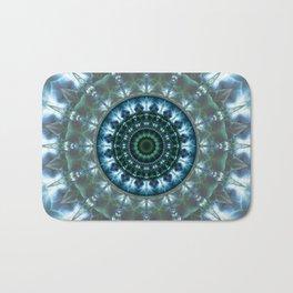 Mandala Skylight Bath Mat