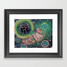 Orion Framed Art Print
