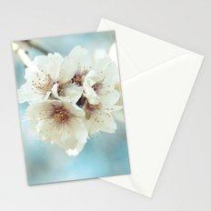 Blue softness Stationery Cards