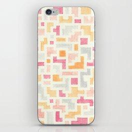Nude Blocks 2 iPhone Skin