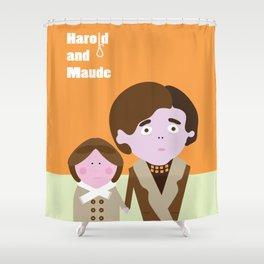 Harold And Maude Shower Curtain